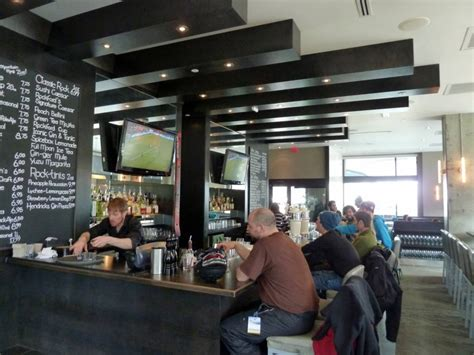 Mountain Top Bar And Grill by Apr 232 S Ski Revelstoke Mountain Resort