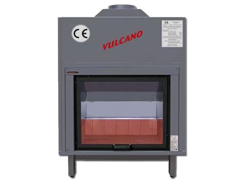 camino vulcano prezzi termocamino a legna vulcano 25 serie 1