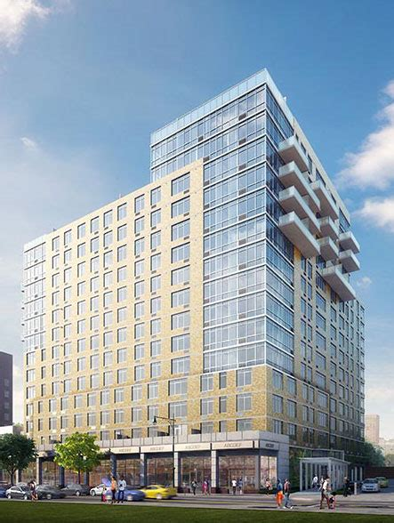 the continental luxury rental tower in manhattan 180 myrtle avenue rentals the margo apartments for