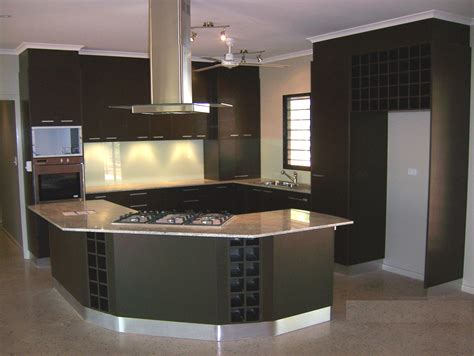 Well Designed Kitchens Stainless Steel Kitchen Cabinets For Well Designed Kitchen Kitchentoday