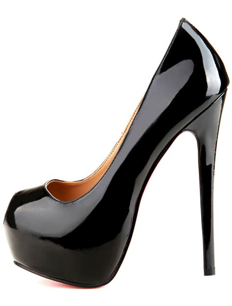 black high heels black high heels for mad heel