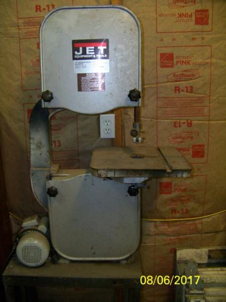jet  bandsaw jbs   woodworking talk