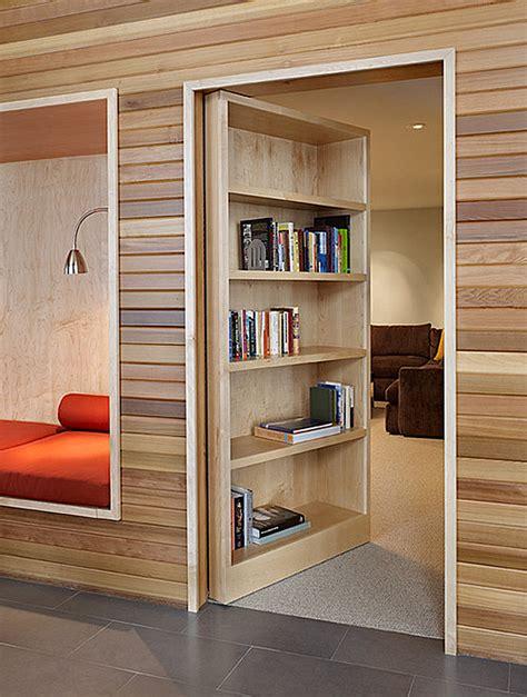 ways  introduce  bookshelf doorway   home