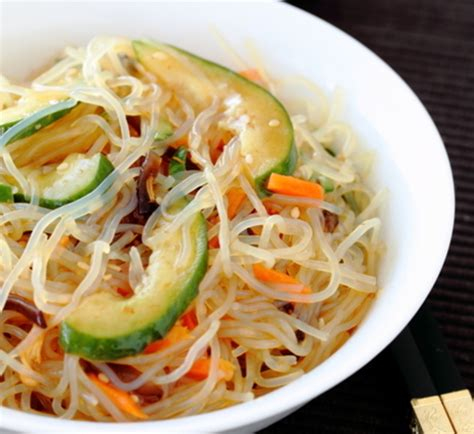 come cucinare shirataki insalata di shirataki piccante ricette japan centre