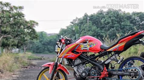 Belakang All New Cb 150r modifikasi all new cb150r