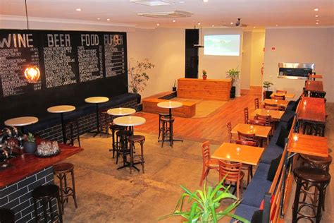 Room Hire by Concrete Boots Bar Small Function Venues City