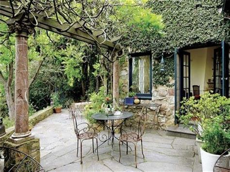 tuscan style backyard favorite italian french english inspired