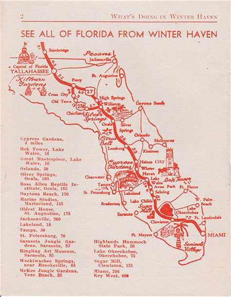 map of winter florida winter florida map flickr photo