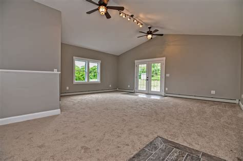 great room ceiling fans vaulted ceilings behr marquee
