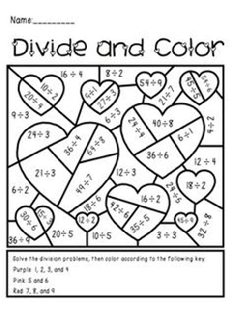 1000 Images About 3rd Grade Fractions On Pinterest Coloring Pages For 4th Graders