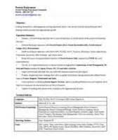 Techno Functional Consultant Sle Resume by Resume Sles Techno Functional Consultant Resume
