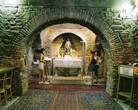 house of the virgin mary hulya yalcin wonderland turkey
