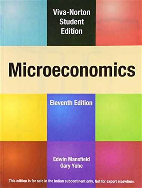 Microeconomics B Douglas Bernheim microeconomics by david besanko ronald braeutigam b douglas bernheim michael whinston