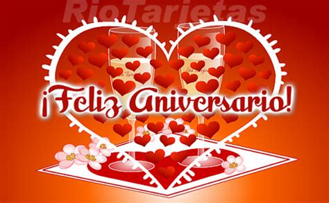 imagenes animadas de feliz aniversario mi amor im 225 genes bonitas con mensajes de amor para desear fel 237 z
