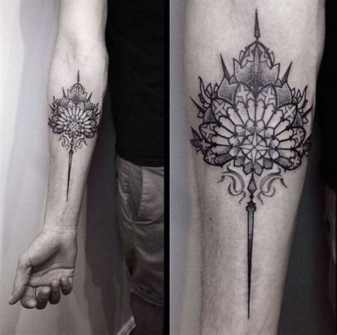 100 forearm small tattoos dotwork 100 amazing dotwork ideas that you ll