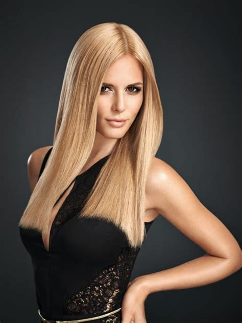 Frisurentrends 2016 Blond by Blondme Die Ultimative Blond Kollektion Bild 1 6