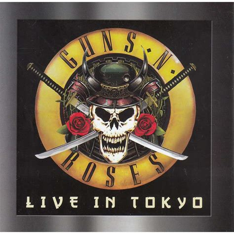 Download Mp3 Guns N Roses Live In Tokyo | live in tokyo by guns n roses cd x 2 with