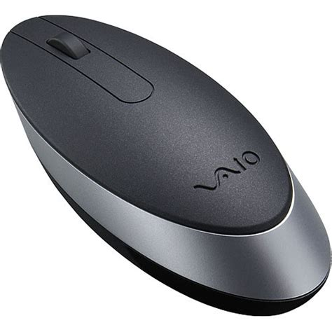 Mouse Wireless Sony sony vaio bluetooth wireless mouse vgp bms33 b vgpbms33