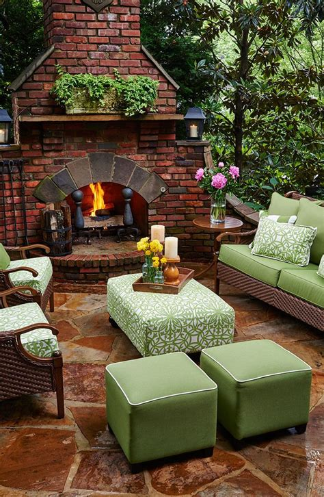 outdoor fireplace decor 504 best images about patio designs and ideas on