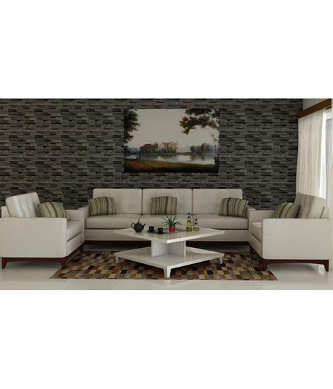 flipkart sofa set havenese sofa set white linen fabric in solid wood frame