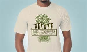 family reunion t shirt design studio150 design