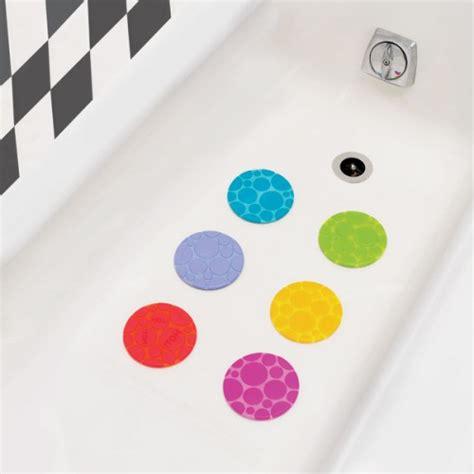 6 ronds de bain antid 233 rapants munchkin pour enfant de 3