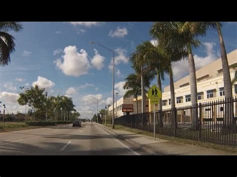 Apartments On Miami Gardens Drive Miami Carol City Senior High School Nearby 183rd