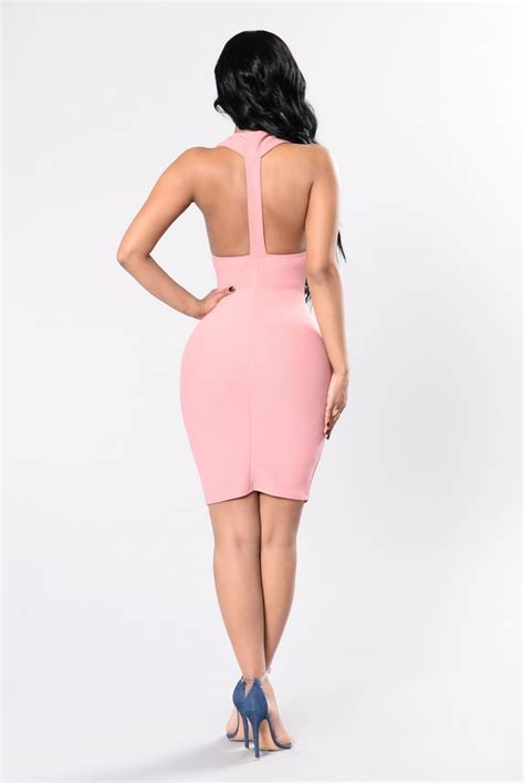 Next Pink Dress next generation dress dusty pink