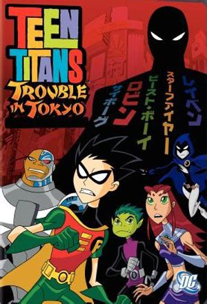 teen titans go funny tv tropes teen titans trouble in tokyo western animation tv tropes