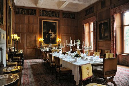 The Dining Room At The Berkeley Hotel by Dunrobin Castle Feature Page On Undiscovered Scotland