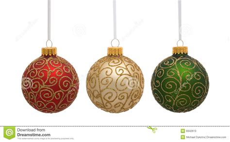 green gold decorations gold and green ornaments stock photos image 6942613