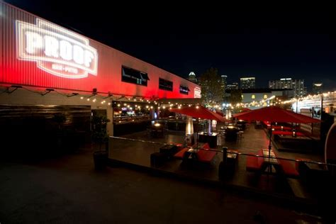 Top Bars In Houston by Rooftop Bar In Houston Proof The View Roof Top Bars