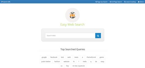 Free Web Search Web Search Png Www Pixshark Images Galleries With