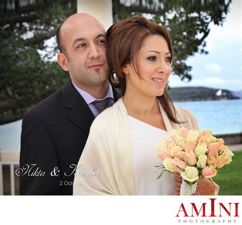 Wedding Albums Sydney by Nikta Kambiz