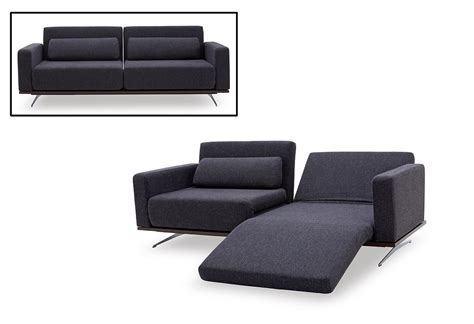 contemporary recliners avenue modern fabric sofa w recliners