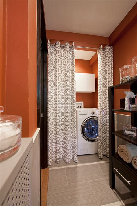 Laundry Room Curtain Decor Awesome Lace Curtains Decorating Ideas Images In Laundry Room Contemporary Design Ideas