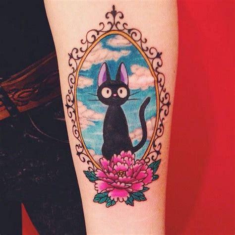 jiji tattoo 17 best ideas about anime tattoos on studio