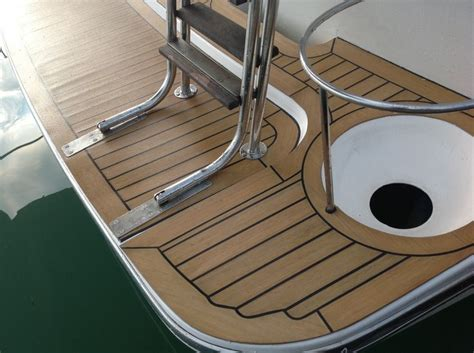 deck boat options boat deck material options 12 images leseh deck
