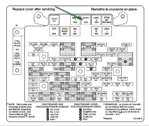 chevy silverado fuse box diagram on 2006 gmc envoy xl wiring diagram 2006 chevy silverado fuse box diagram car interior design
