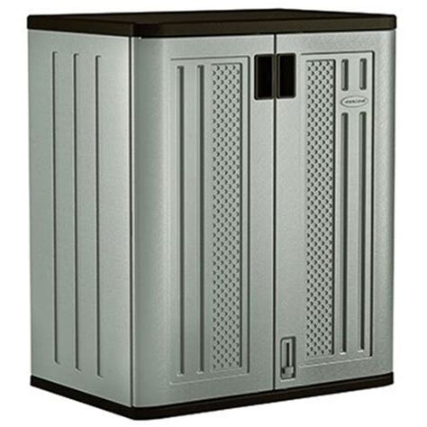 suncast wall storage cabinet platinum suncast base storage cabinet platinum furniture cabinets
