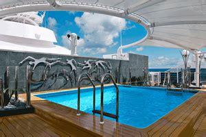 yacht keycard 4 amazing exclusive cruise ship enclaves travelpulse