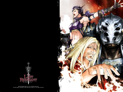 wallpaper remnants come on let s kick some a in the last remnant the