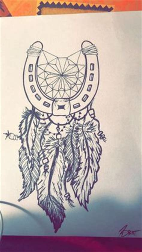 in love with this horse dream catcher tattoo horse