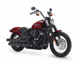 harley davidson redesigns its softail family from the