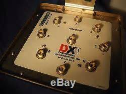 Switch Antena Hp dx engineering rr8b hp remote antenna switches dxe rr8b hp