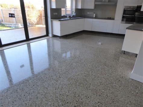 Kitchen Floor Mats Designer by Super Polished Concrete