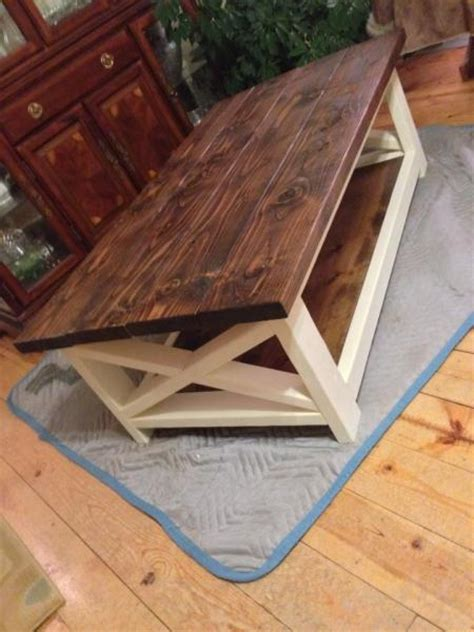 rustic coffee table success do it yourself home