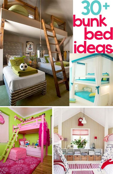 bunkbed ideas 30 fabulous bunk bed ideas design dazzle bloglovin