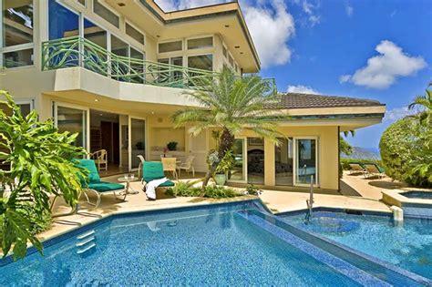 Hawaii Housing News Hawaii Loa Ridge Luxury Living At Its Finest