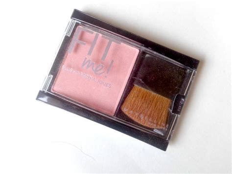 Blush On Maybelline Fit Me maybelline fit me blush 204 medium pink review